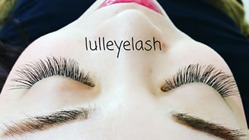 lull eyelash(ラル・アイラッシュ)/新松戸からもう一言