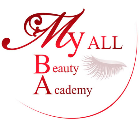 My ALL BEAUTY ACADEMYのロゴ
